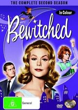 Bewitched : Season 2 (DVD, 2005 5-Disc Set) LIKE NEW CONDITION FREE FAST POSTAGE