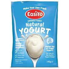 EasiYo Yogurt naturale mix (aggiungere qualsiasi altro BUSTINA e risparmiare sulle spese di spedizione)