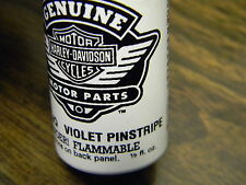 Harley Davidson 98600JQ Violet Pinstripe Touch-up Paint 1/2 oz.