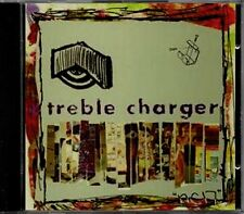 "treble charger - "" nc17 ""  RARE OOP ORIG Canadian Indie Pop Punk CD (New!)"