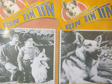 THE ADVENTURES OF RIN TIN TIN 130 EPISODES ON DVD