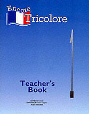 Encore Tricolore: Teacher's Book Stage 1 (English and French Edition) by Honnor