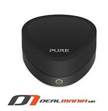 Pure Jongo A2 Wireless Hi-Fi Adapter with Wi-Fi and Bluetooth (Black)