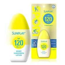 *NEW* Mentholatum SUNPLAY SPF120 Sport Sunscreen Lotion Sunblock Waterproof 35g