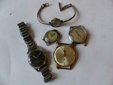 Cinq montres anciennes  (26974)