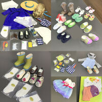 """Lot American Felicity's Clothes Outfit Shoes Wig Accessories 18"""" Doll Only"""
