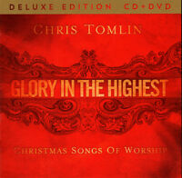 Chris Tomlin - Glory In The Highest [Deluxe Edition] CD + DVD 2014 UK ** NEW **