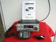 CB Président JACK complète avec accessoires (1 Bande avec AM / FM / USB / LSB )