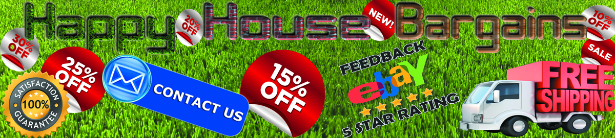 Happy House Bargains