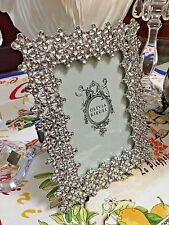 "Olivia Riegel Gemma Crystal 4"" x 6"" Photo Frame  NEW! In Box!"