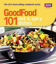 """VERY GOOD"" Good Food, 101 Hot and Spicy Dishes, BBC Worldwide, Book"