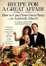 Recipe for a great affair: How to cater your own p