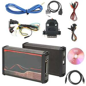 Red Car KESS V2 V5.017 ECU Tuning Full Kit EU Master Online No Token Limit UK