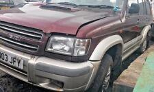 Isuzu Trooper Lwb 2003 diesel passenger head light ALL PARTS AVAILABLE BREAKING