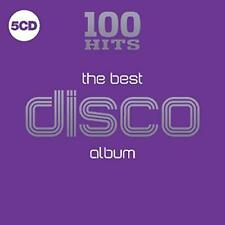 100 Hits - The Best Disco Album [CD]