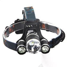 30000LM XML T6 LED 18650 Tactical&Military Headlamp Headlight Light HOT SALE!!
