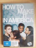 How To Make It In America : Season 1  [ 2 DVD Set ] LIKE NEW, Region 4, FREE Pos