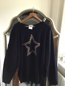 Dorothy Perkins black Jumper Jumper With Tags Size 20