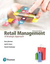 Retail Management 13th Int'l Edition