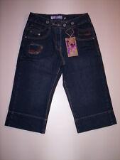Corsaire jeans pantacourt corsaire bermuda fille fille 12 14 16 ans