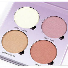 4 Colors Make up Glow Kits palette Face Powder Bronzer&Highlighter MakeupTools