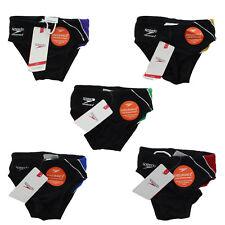 Speedo Boy's Swim Briefs Endurance Racing Mercury Splice Swimsuit Bottoms