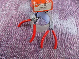 """Knipex 76-125 Diagonal Cutters new - never used german made  5"""""""