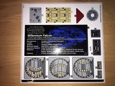 LEGO Star Wars 75192 Millennium Falcon Sticker Aufkleber Original