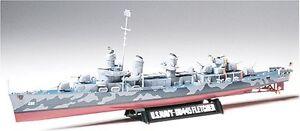 Tamiya Models Fletcher Class Destroyer 1/350 (327mm)