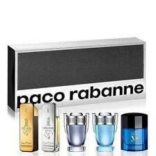 Miniature Collection By Paco Rabanne 5 Piece Mini Set