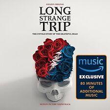 GRATEFUL DEAD LONG STRANGE TRIP FILM SOUNDTRACK 6-LPS BOX SET WITH EXTRA TRACKS