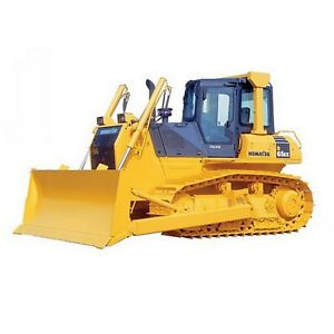 Komatsu  Bulldozer - Workshop Manuals - Many Many Models!!!