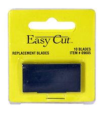 Box Cutter Blades (Standard Blades - 10 count)