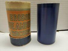 "Edison Blue Amberol Cylinder Record #1503 ""The Palms"" (BIN #94)"