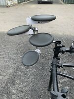 Free P&P. 4 Roland Pad On One Clamp. Percussion Tree? Effects? E006273