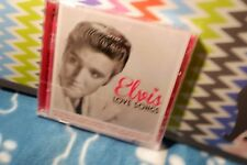 "2xCD Elvis Presley Freepost ""50 LOVE SONGS: The King's Most Romantic Recordings"""