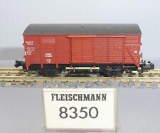Fleischmann N 8350; Gedeckter Güterwagen G 10 DB, in OVP /J281