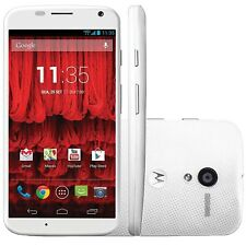 New Unlocked Verizon Motorola XT1060 Moto X 16GB White