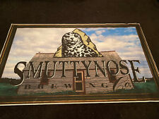 Huge Smuttynose Brewery Craft Beer Banner / Sign (61x37) Breweriana , Man Cave