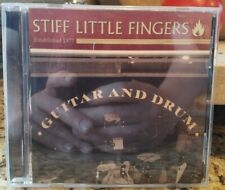 Guitar and Drum by Stiff Little Fingers (CD, Jul-2004, Kung Fu Records)