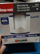 Shop-Vac 90340 HEPA Replacement Air Cartridge Filter