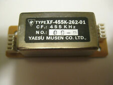 Yaesu YF-110S (XF-110S) 2.6khz SSB filter marked as XF-455K-262-01 Excellent