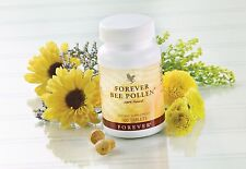 3 Forever Bee Pollen Boosts energy- 300 tablets (100 tabs a bottle) FreeShipping