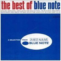 Blue Note-The Best of/25 best Albums (1994) Art Blakey, Kenny Burrell, Du.. [CD]