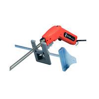 220V Heavy Duty Electric Beveling Hot Knife w/ Straight Blade for Foam Pearl Cut