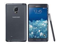 "SAMSUNG GALAXY NOTE EDGE BLACK SM-N915S UNLOCKED 5.7"" QHD 32GB PHONE"