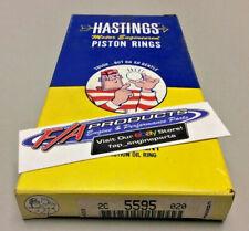 1978 - 1983 Dodge Mitsubishi 2.6 Liter 4 Cylinder Ring Set Hastings 2C 5595 020