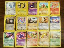 Pokemon Original E-reader E-Card 15 Card lot Expedition Aquapolis Skyridge etc.