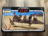 Star Wars Return Of The Jedi TATOOINE SKIFF By Kenner NEW In Box