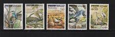 Iraq - 1976 Birds set, mint, cat. $ 27.50